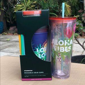 Starbucks Aloha Collection Set